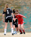 Girls U13: WCWAA Black at NMSC Red