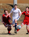 Boys U16: TFC Navy at NMSC Red