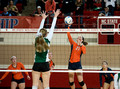 NC 3A Volleyball Championship - Raleigh Cardinal Gibbons vs Carson